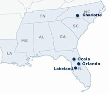 Edwards Construction does business throughout the Southeast US.